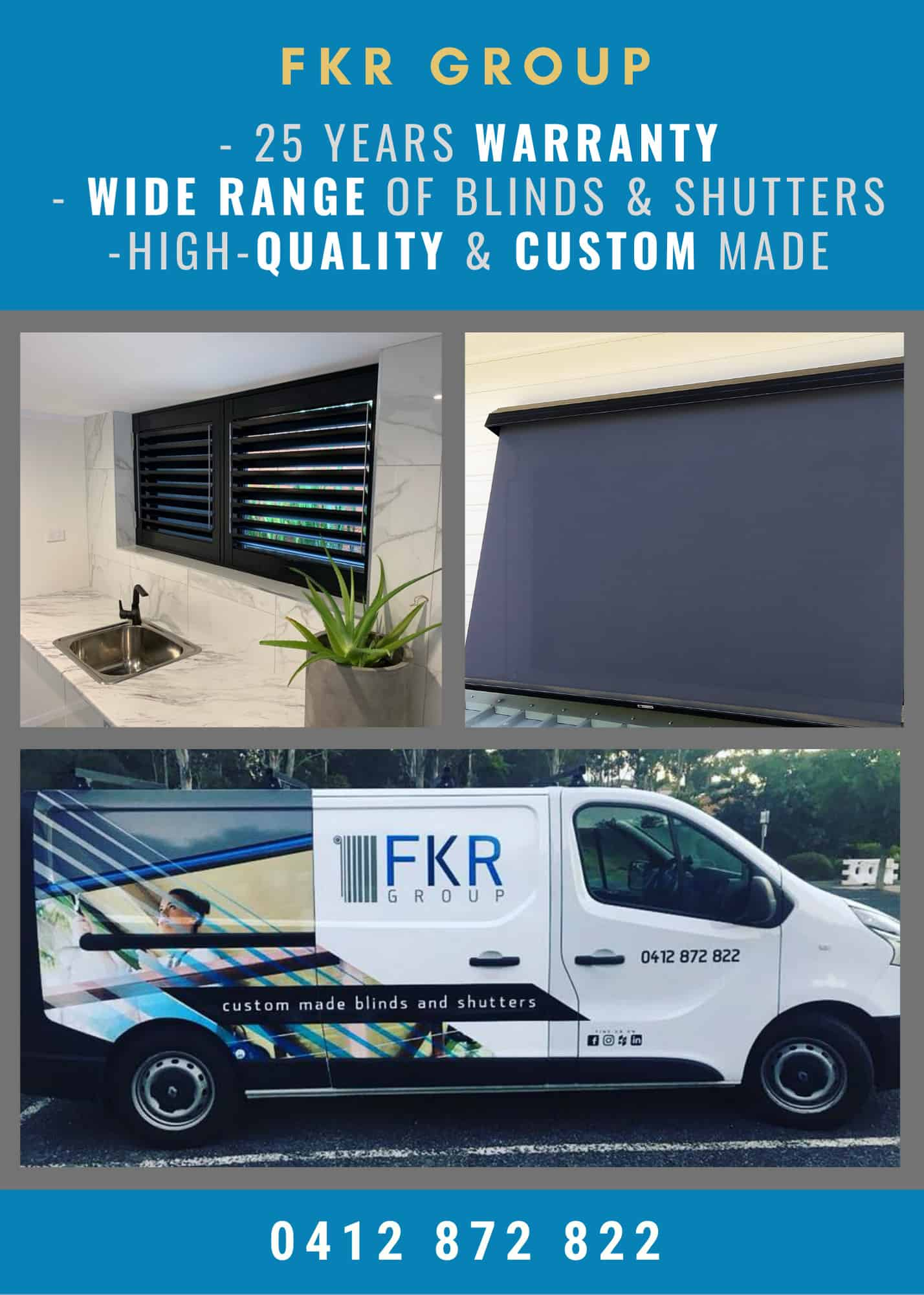 About FKR Group